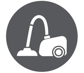 Carpet cleaner icon