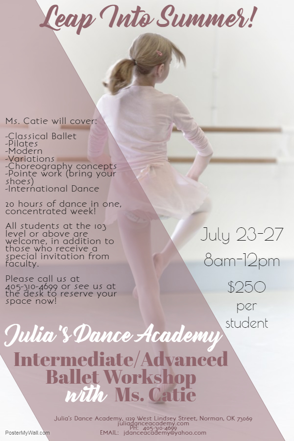 Catie's Summer Workshop 2018  Flyer.jpg