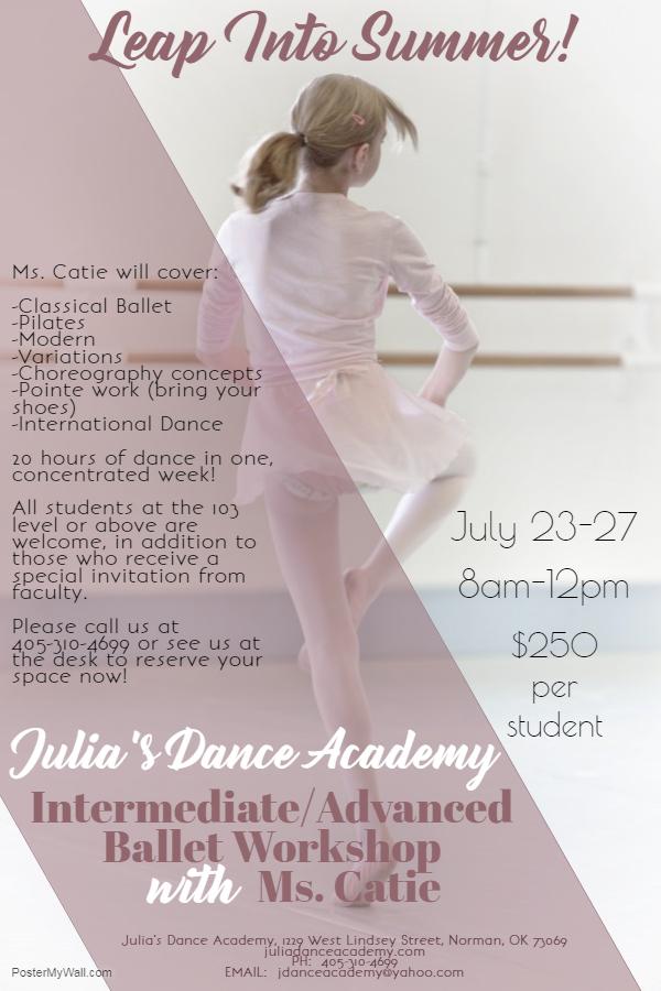 Catie's Summer Workshop 2018  Flyer.jpg