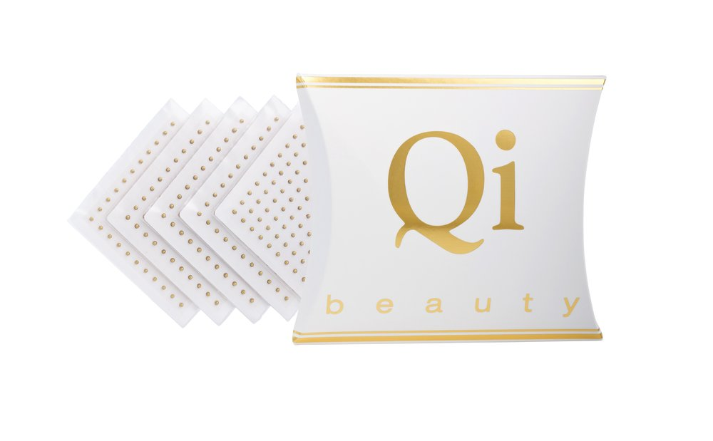 Qi beauty Home Kit is a 3 month supply of DIY Anti-Aging treatments to stimulate natural skin repair for health, vitality, and radiant skin