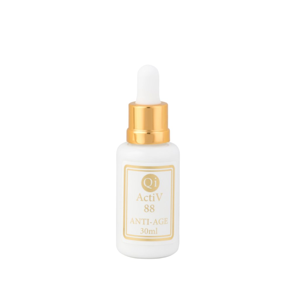 Anti-Age serum features DMEA and Matrixyl3000 active compounds to tone sub-dermal tissue