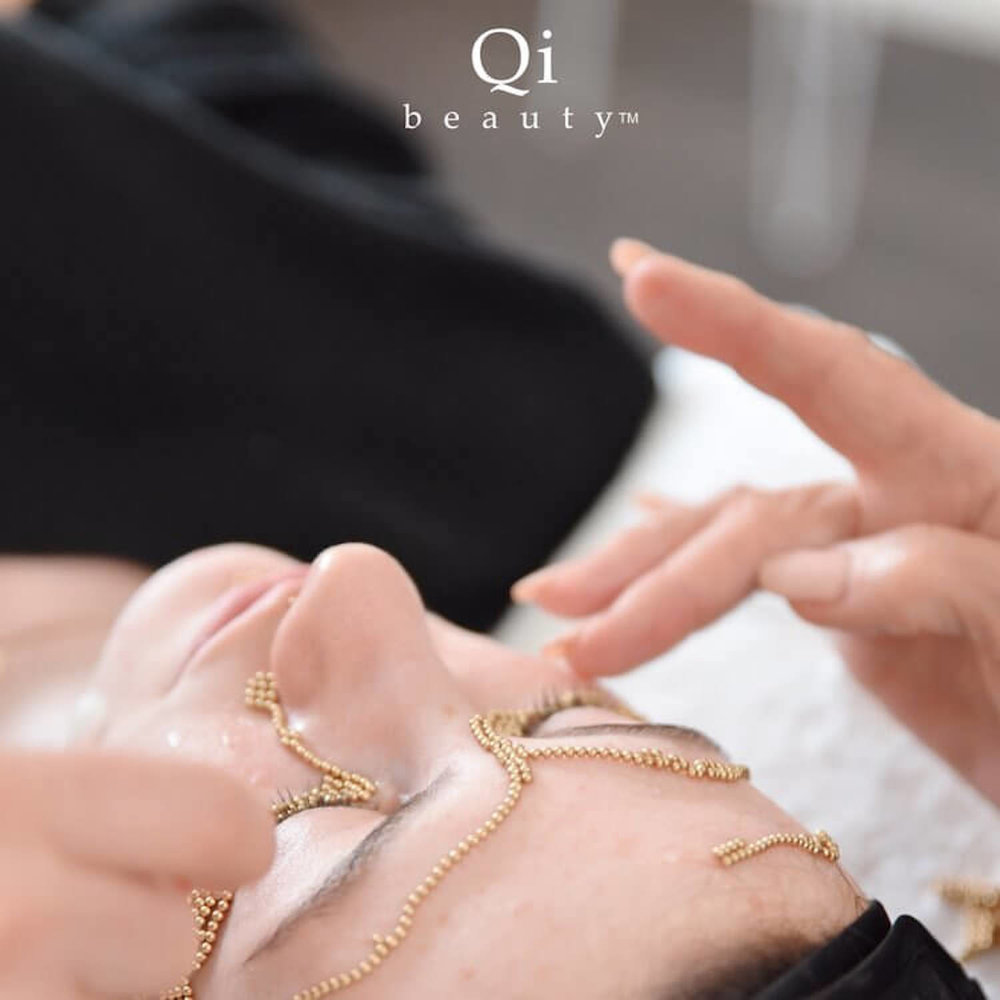 """-Rebecca Haas, Owner """"Qi Radiance' Perth, WA. Acupuncturist and Naturopath - """"Improvement in various skin conditions, lines and wrinkles and clients looking younger and healthier was very apparent from just one session, like nothing else I had ever seen, leaving me feeling confident to start immediately after the Practitioner Training with Kathy Pedersen.A year and a half later, over half my business comes from Qi beauty treatments, and the results and feedback from happy clients continues to be amazing. I am so glad to be a part of the Qi beauty family, personally for myself, for my clients and the growth of my business """""""