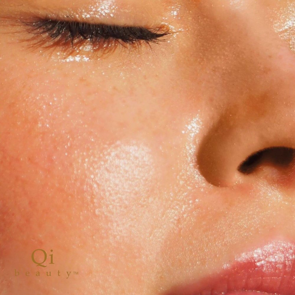 Lustre. - Healthy Skin has Lustre. Lustre is the expression of health; complexion, volume, tone, bounce, elasticity, strong tissue and collagen fibres reflect the lustre of skin. It is an expression of deep cellular health, that cannot be imitated.