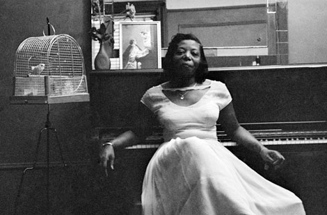 Mary Lou Williams ,  composer and pianist