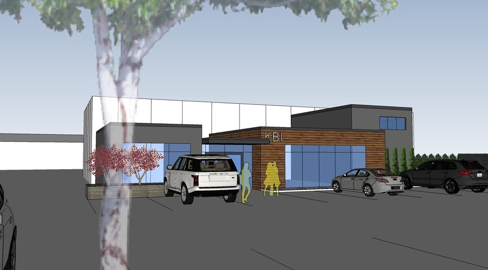 Kristine Bates Interior Design Office Smith Design Company