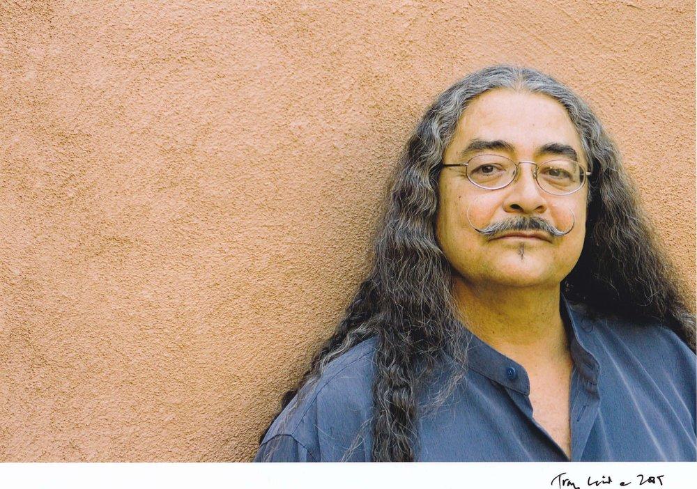 2007 Joseph at IAIA.jpg