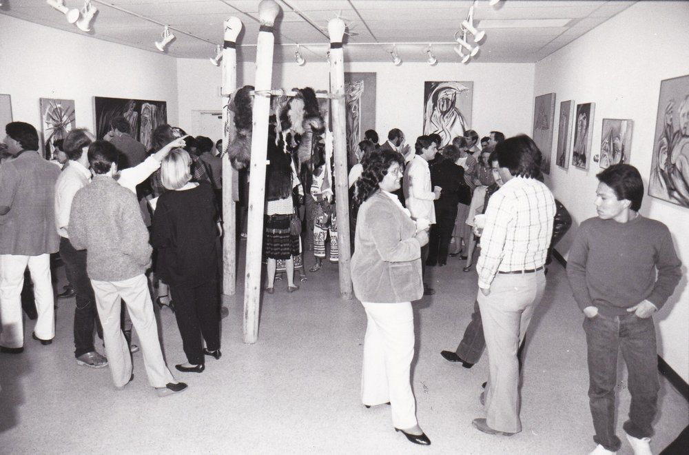 1984 Sanchez show Mars.jpg
