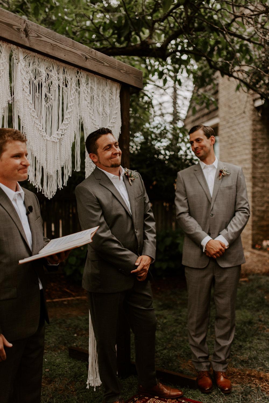 Napa Boho Wedding Jessica Heron Images