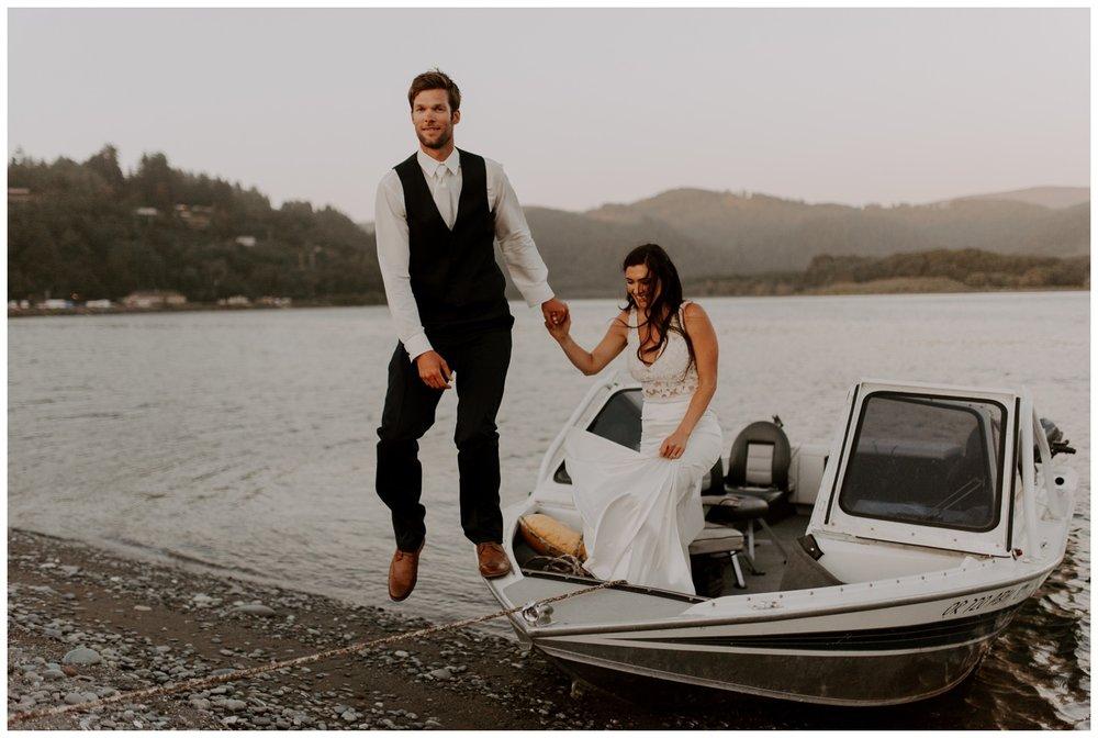 Klamath River Northern California Wedding - Oceana and Kenton - Jessica Heron Images 085.jpg