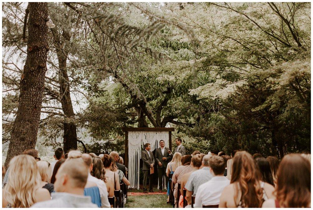 Napa Valley Backyard Wedding and Reception at Elizabeth Spencer Winery | Jessica Heron Images 041.jpg