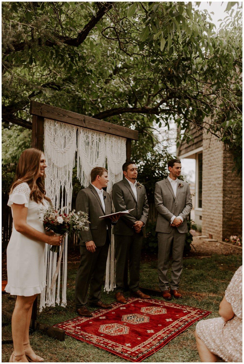 Napa Valley Backyard Wedding and Reception at Elizabeth Spencer Winery | Jessica Heron Images 046.jpg