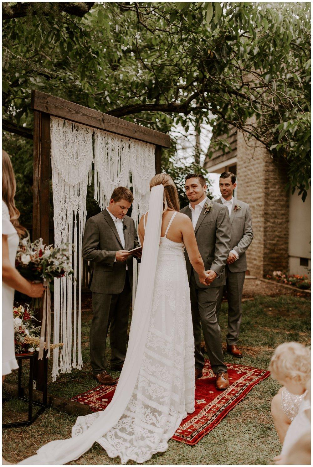 Napa Valley Backyard Wedding and Reception at Elizabeth Spencer Winery | Jessica Heron Images 057.jpg
