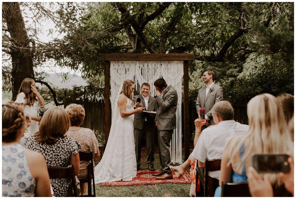 Napa Valley Backyard Wedding and Reception at Elizabeth Spencer Winery | Jessica Heron Images 060.jpg