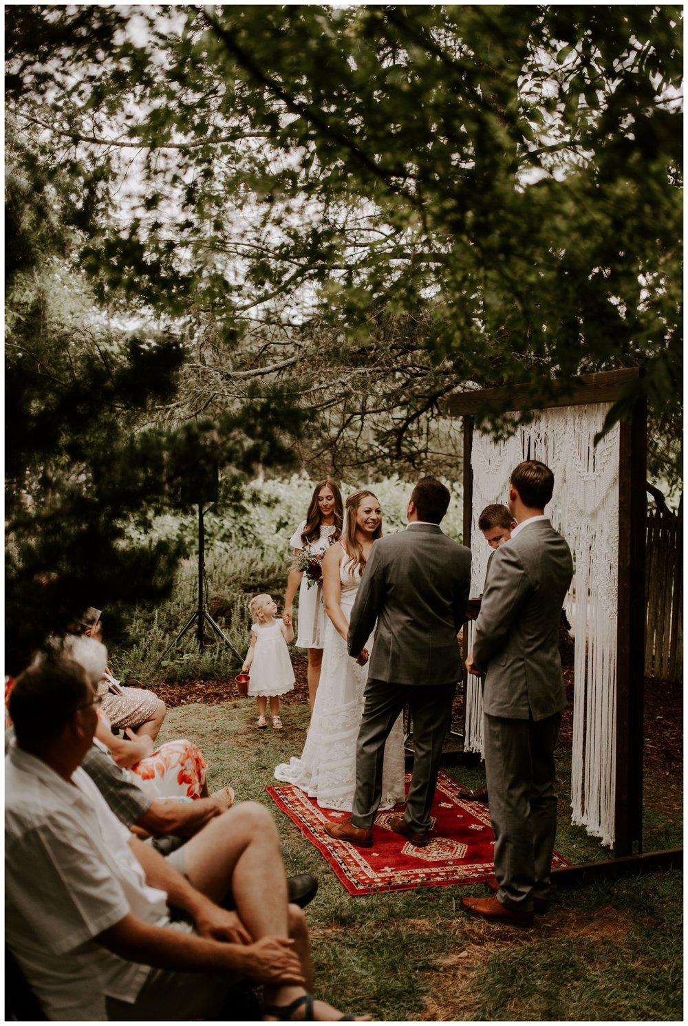 Napa Valley Backyard Wedding and Reception at Elizabeth Spencer Winery | Jessica Heron Images 059.jpg