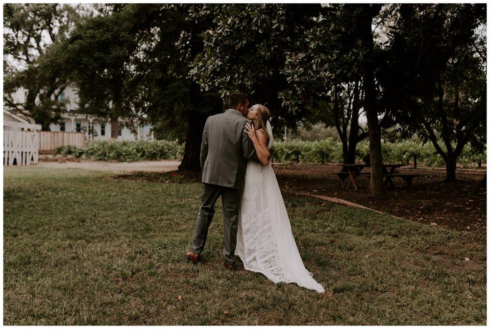 Napa Valley Backyard Wedding and Reception at Elizabeth Spencer Winery | Jessica Heron Images 067.jpg