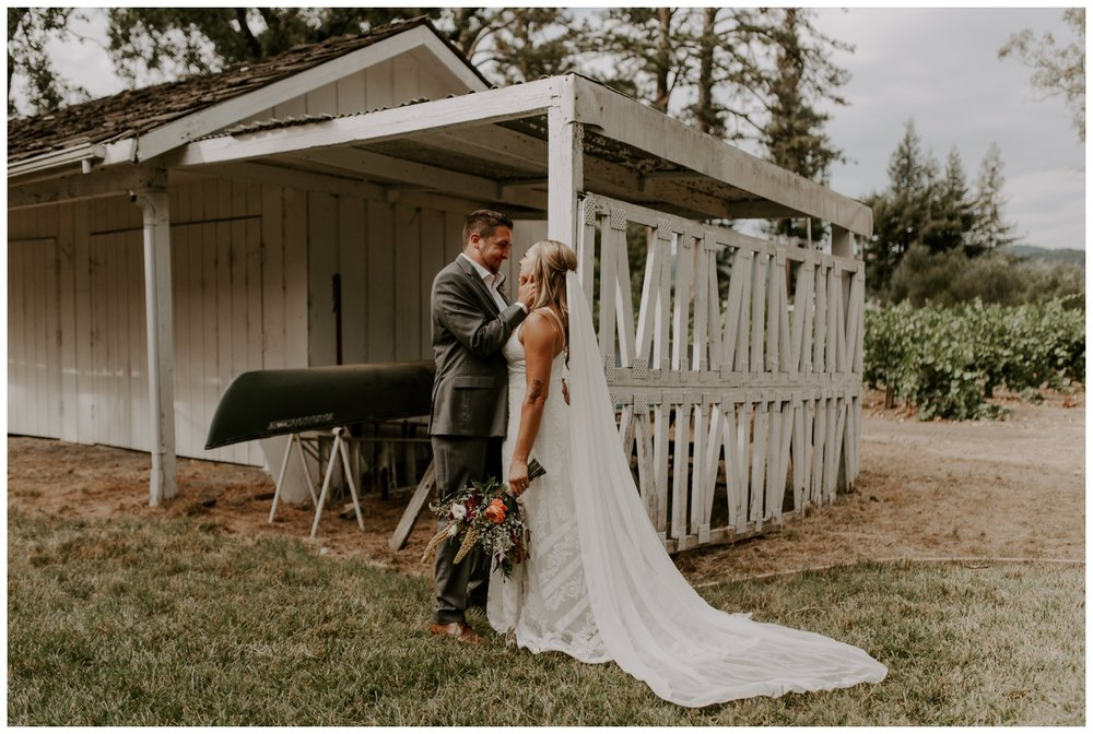 Napa Valley Backyard Wedding and Reception at Elizabeth Spencer Winery | Jessica Heron Images 101.jpg