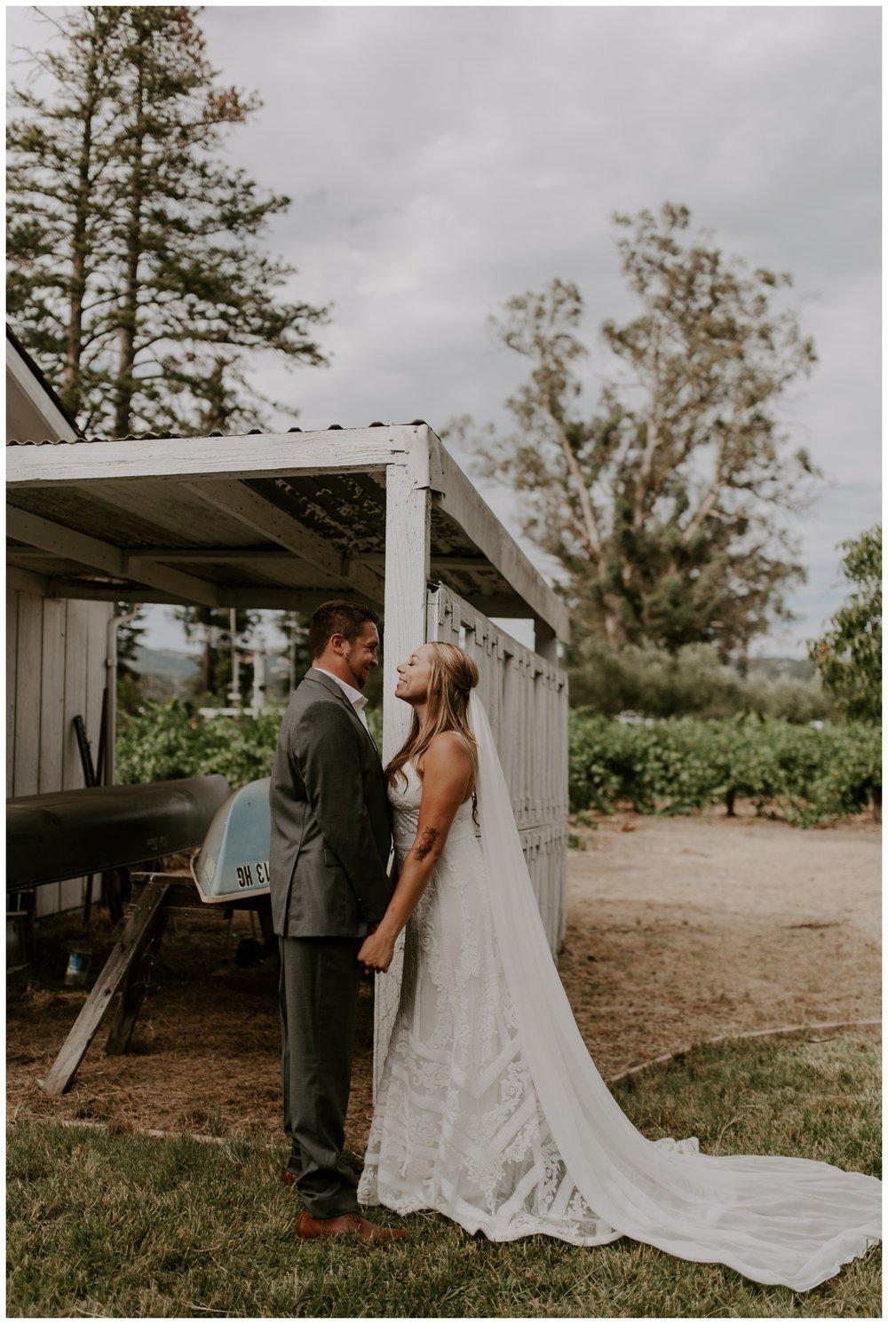 Napa Valley Backyard Wedding and Reception at Elizabeth Spencer Winery | Jessica Heron Images 106.jpg
