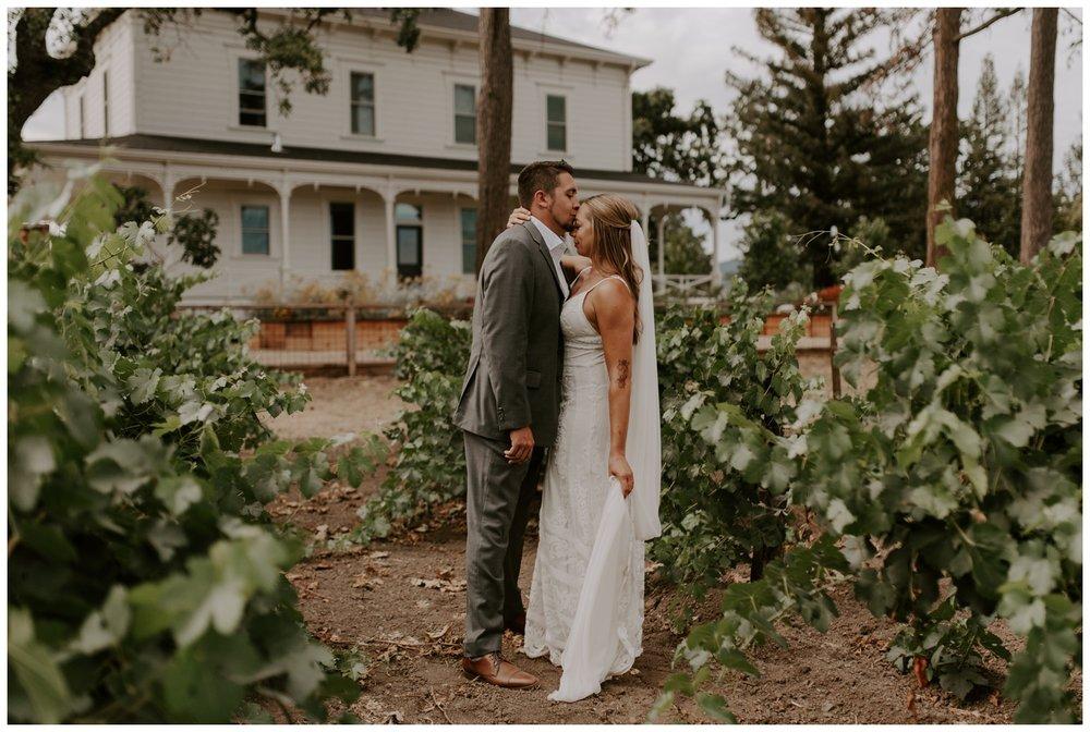 Napa Valley Backyard Wedding and Reception at Elizabeth Spencer Winery | Jessica Heron Images 115.jpg