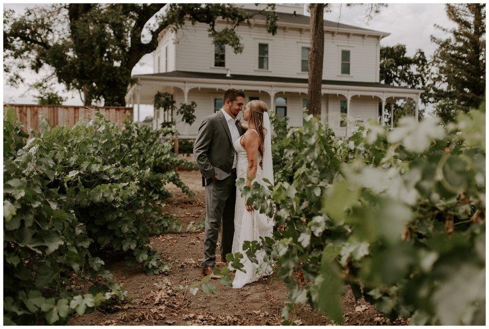 Napa Valley Backyard Wedding and Reception at Elizabeth Spencer Winery | Jessica Heron Images 116.jpg