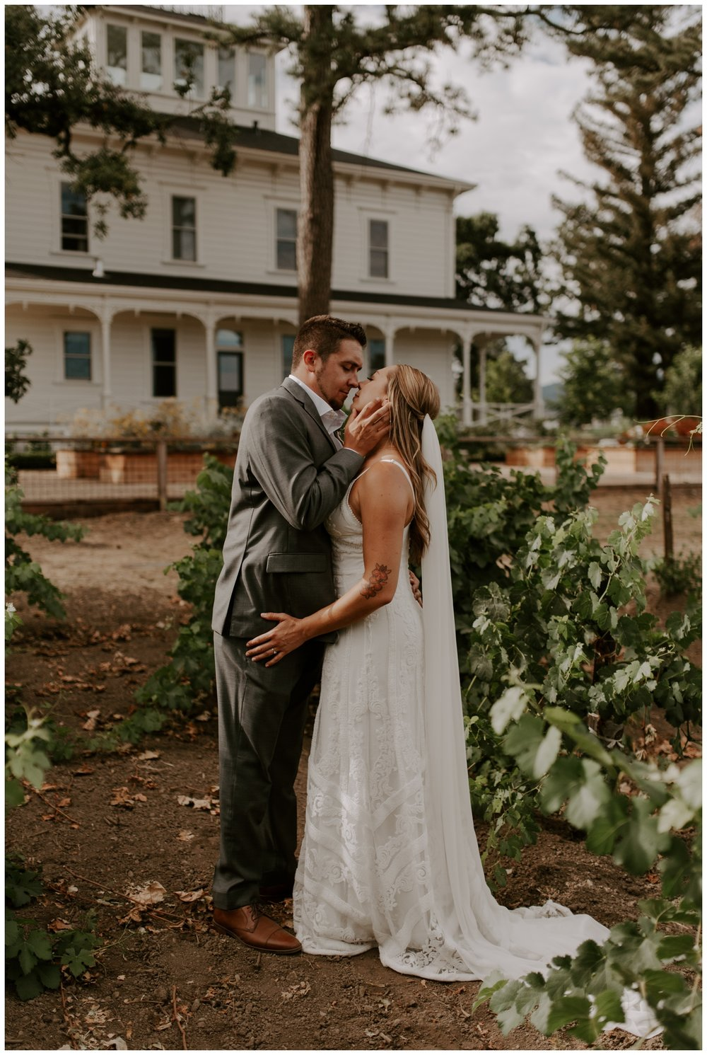 Napa Valley Backyard Wedding and Reception at Elizabeth Spencer Winery | Jessica Heron Images 120.jpg