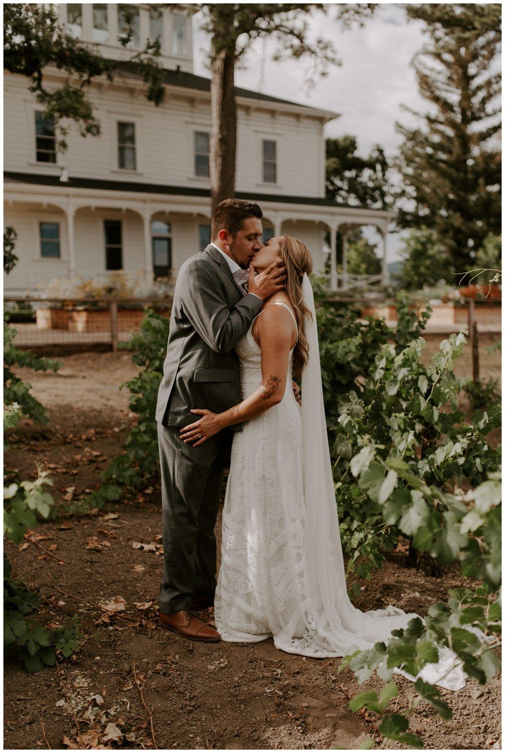 Napa Valley Backyard Wedding and Reception at Elizabeth Spencer Winery | Jessica Heron Images 121.jpg