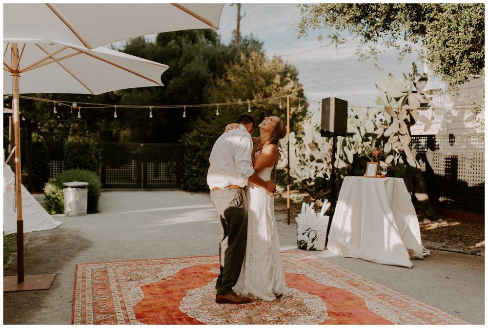 Napa Valley Backyard Wedding and Reception at Elizabeth Spencer Winery | Jessica Heron Images 163.jpg