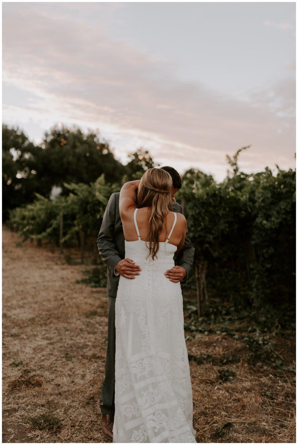 Napa Valley Backyard Wedding and Reception at Elizabeth Spencer Winery | Jessica Heron Images 189.jpg