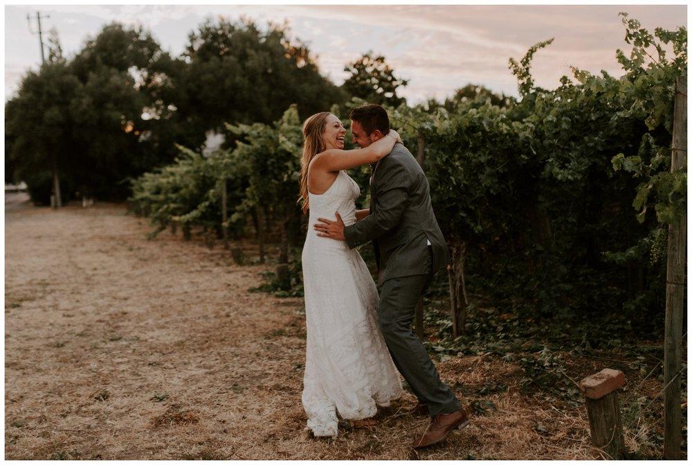 Napa Valley Backyard Wedding and Reception at Elizabeth Spencer Winery | Jessica Heron Images 200.jpg