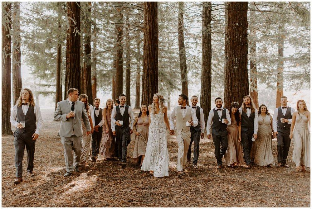 Redwood Festival Wedding Humbolt California - Jessica Heron Images_0020.jpg