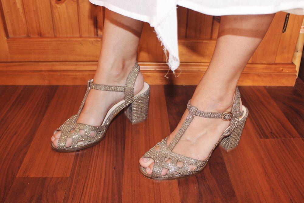 Heels from  Topshop