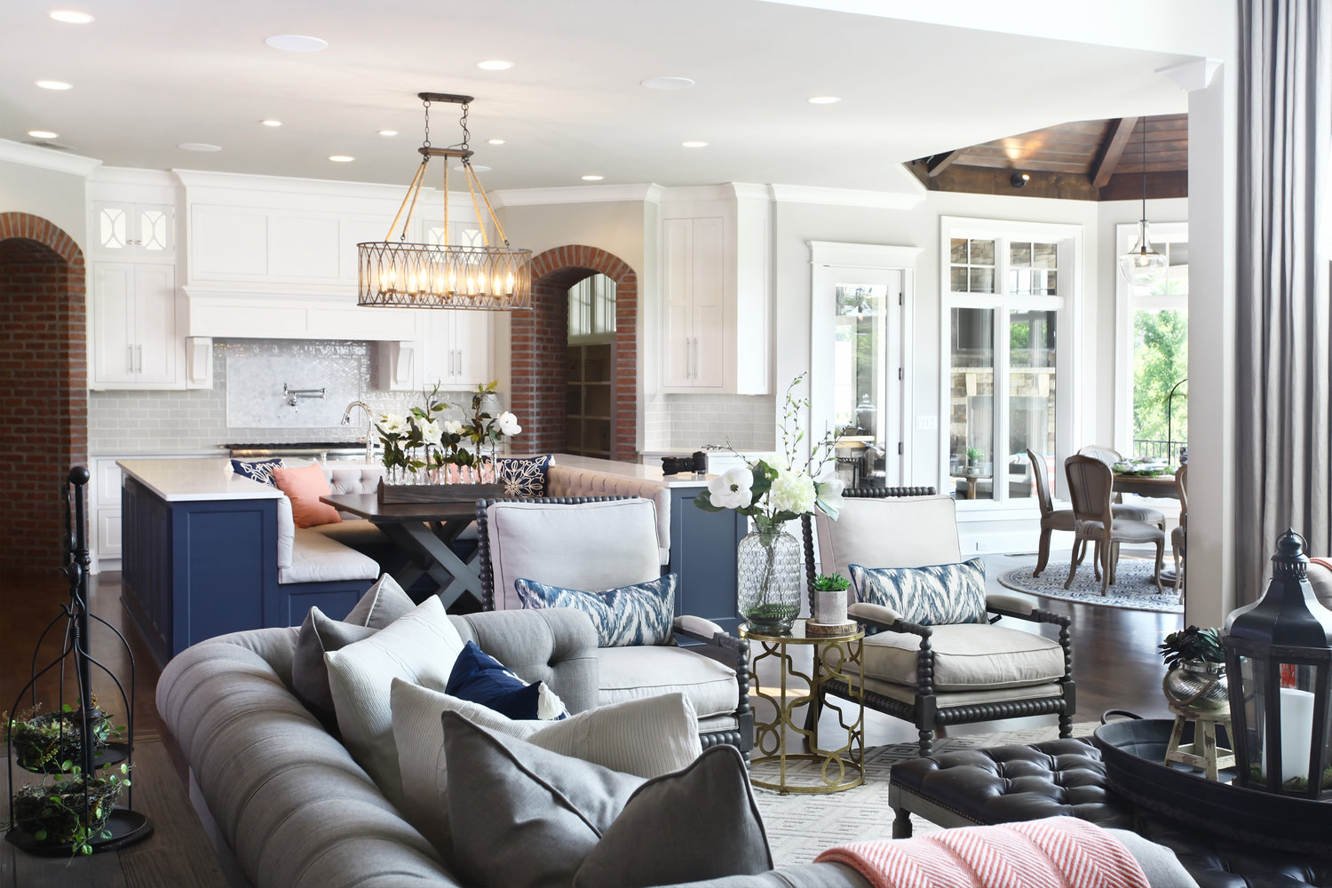 2016 Home of Distinction — Style and Grace Interiors
