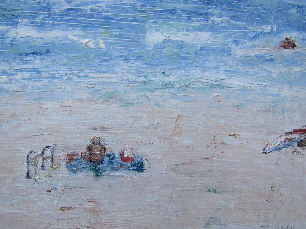 Beach Walker (Close-Up)