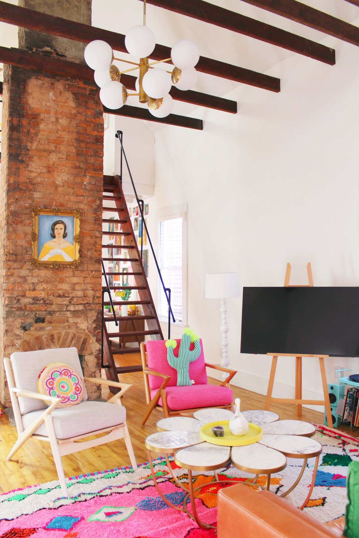 Living Room Reveal With Joybird Sunnypeaches