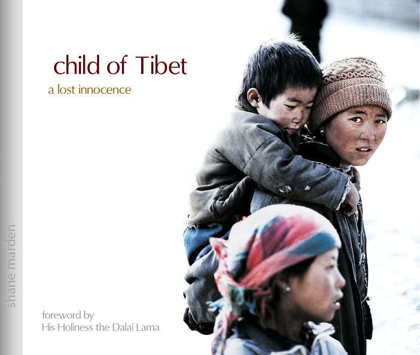 Child of Tibet cover                                             ISBN 978-0-9750566-0-8