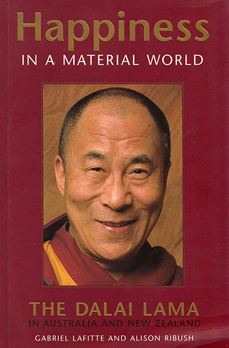 Happiness in a material world                       ISBN 0 7344 0426 3
