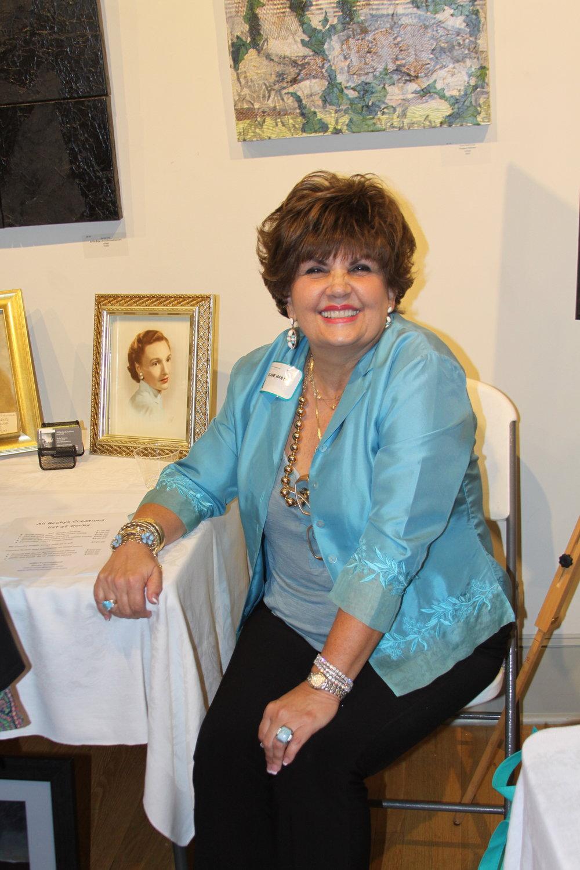 Elaine Martin - 2016