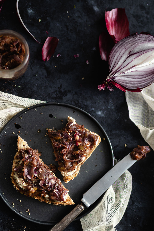 Leek and Onion Jam