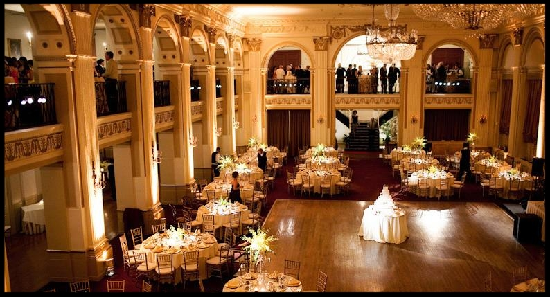 Ballroom at the Ben-Philadelphia, PA -