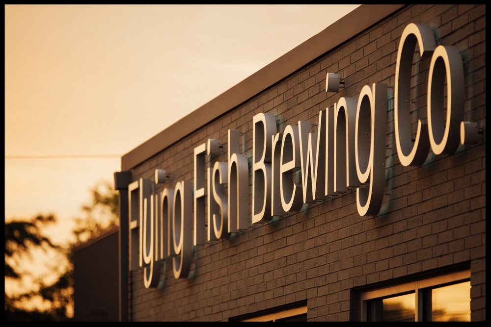 Flying Fish Brewery - Somerdale, NJ -