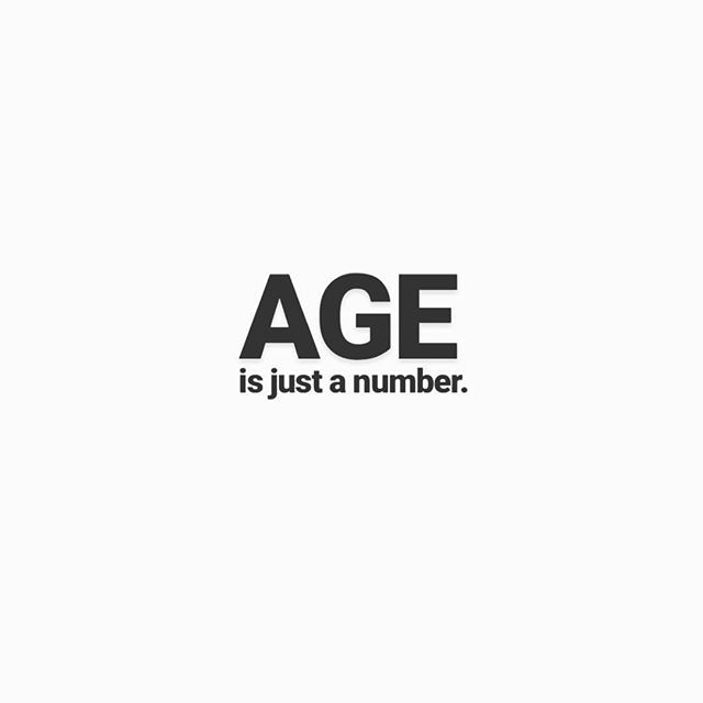 You're AGELESS! . . . #ageisjustnumber #ageless #ageisnumber #age #datingapp #single #matchmaker #liveyoung #foreveryoung #m8 #matchmakers