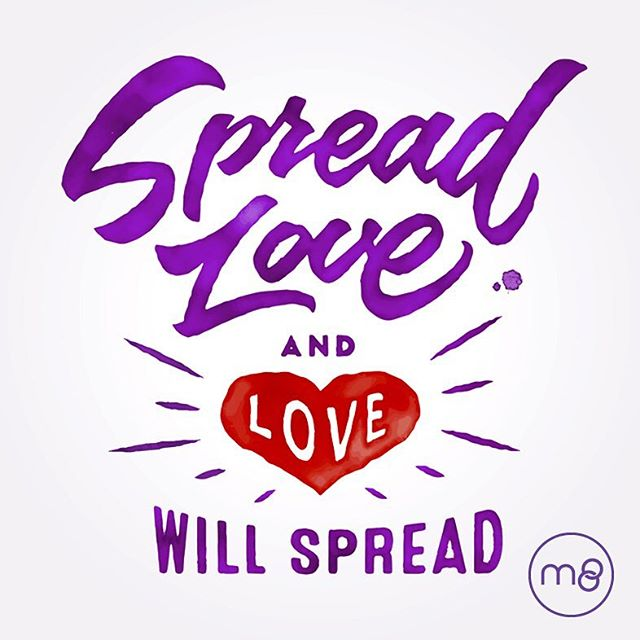 Spread Love! 💕 And Love Will Spread. . . . #beloving #caring #spreadlove #love #lovers #m8 #dating #single #couples #lovemessage #matchmaking #playingcupid #meetyourm8 #meetm8 #meetthroughfriends