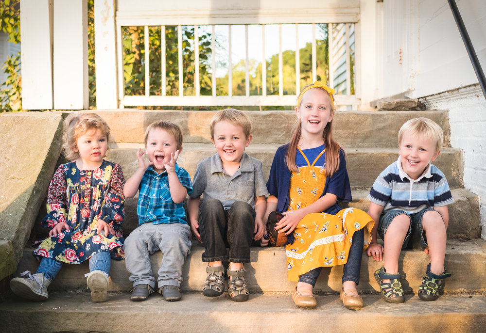 Quail Hollow Family Session