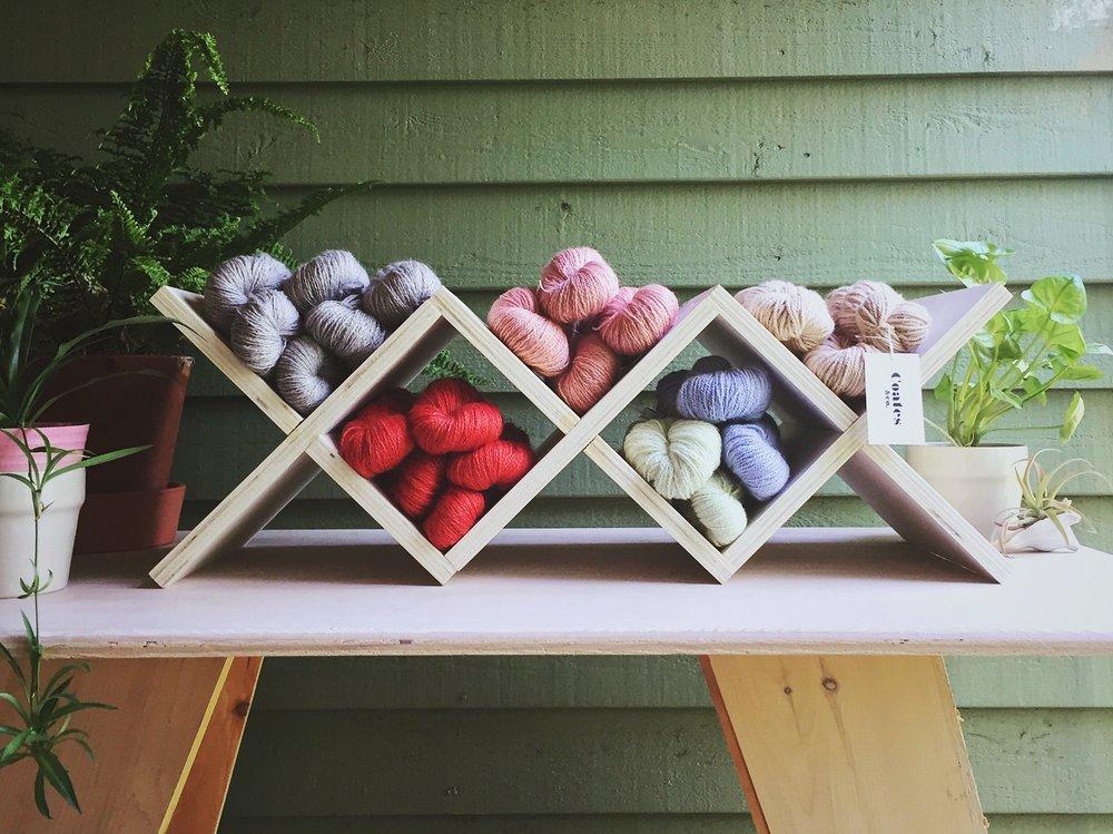 Natural Hand-dyed Yarns - Emma Coates.JPG