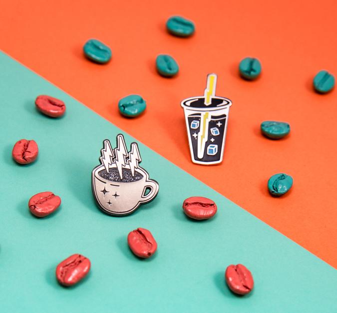 Pop Rocket Coffee Pins 4 - Melissa and Kyle Sliney.jpg