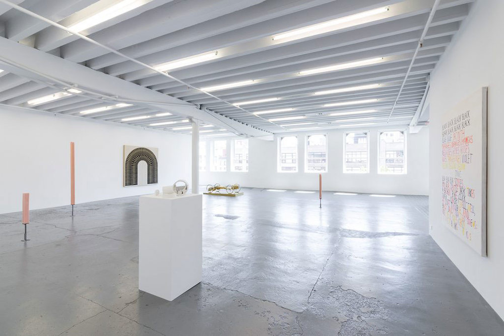 I. Summer (after the Great Game), Miguel Abreu Gallery, Installation view (2017)