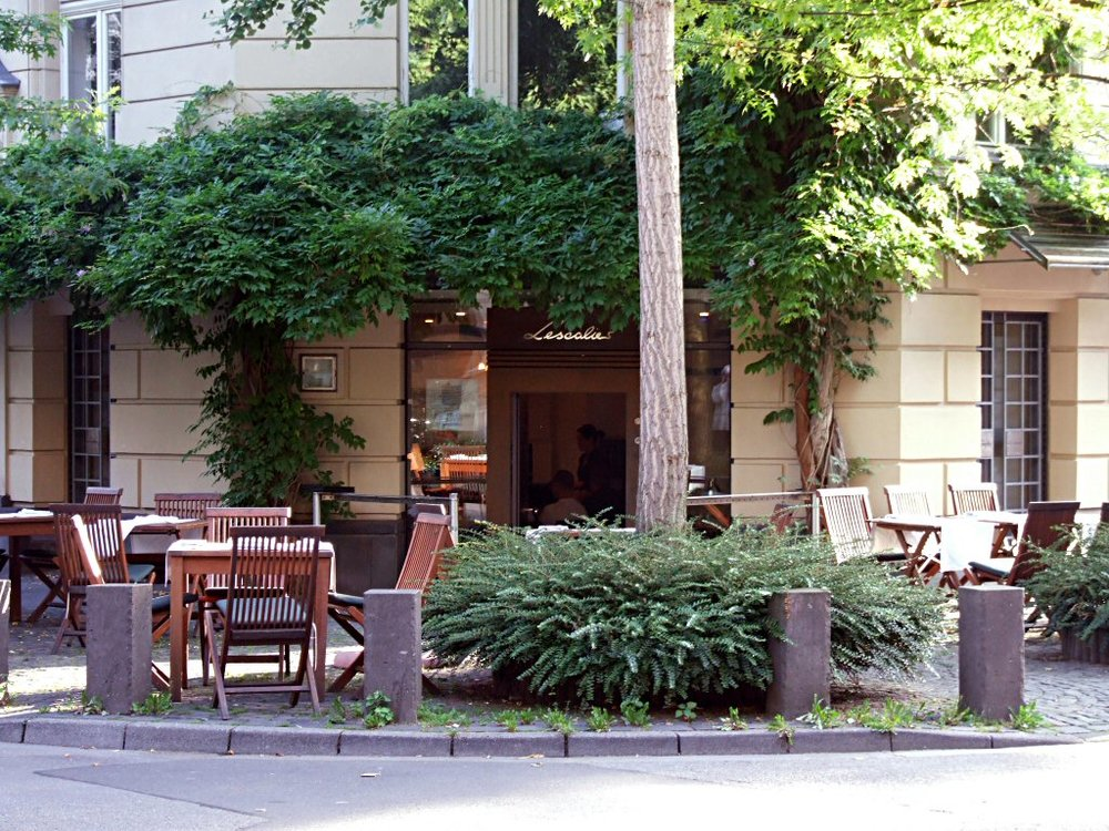 L'escalier - Brüsseler Straß 11, 50674 Cologne, GermanyA fusion cuisine of French and German, led by star-chef Maximilian Lorenz.