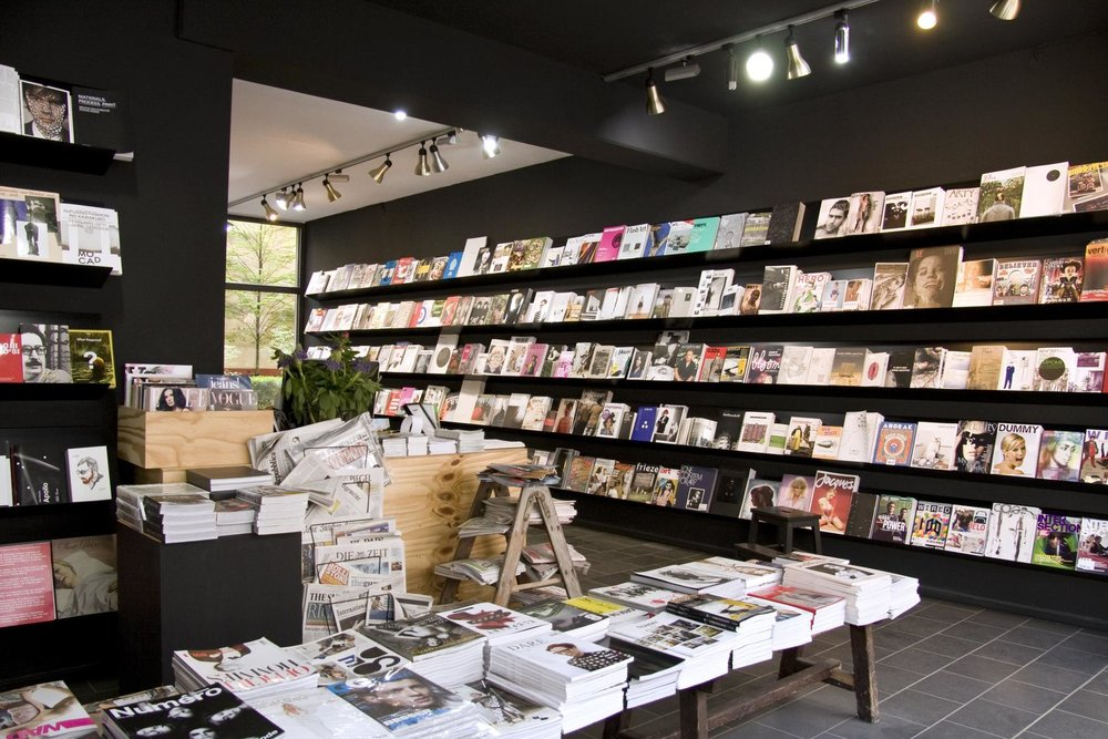 Only the bestDo You Read Me?! - Auguststraße 28, 10117 BerlinJust as wonderful as the magazines it carries, this little shop carries one of the best selections of international art, design and fashion magazines around.