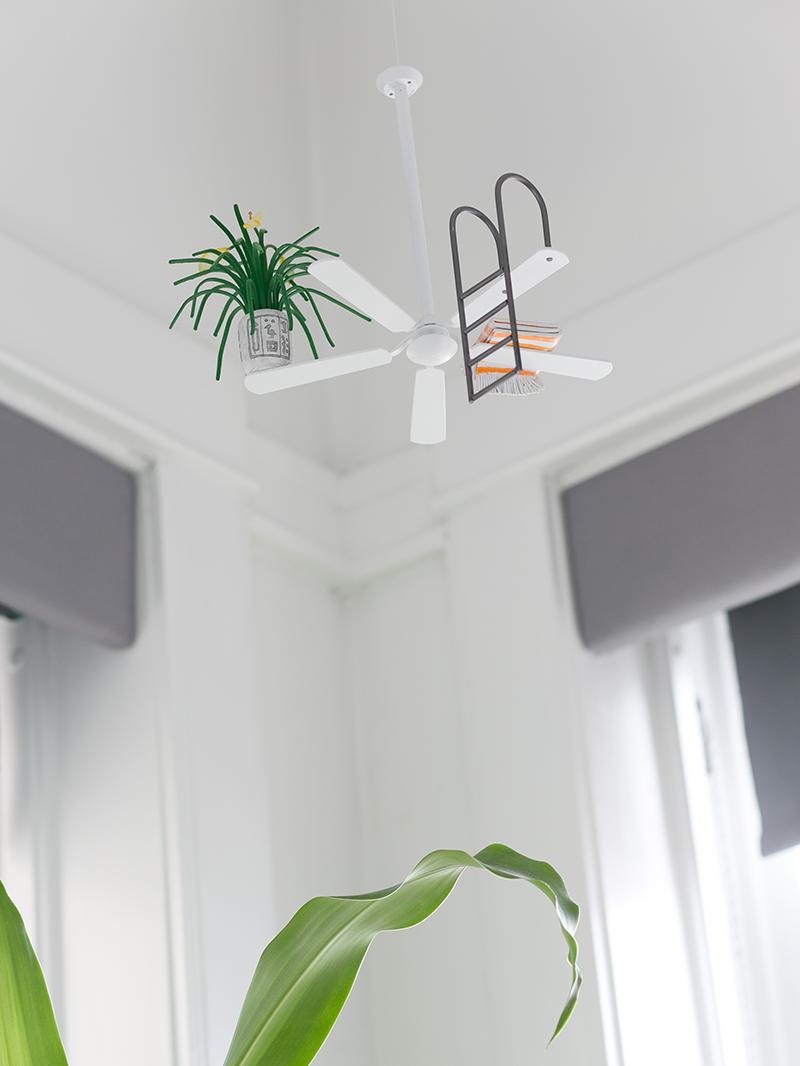 Chris Bradley \ Ceiling Fan 2015 - © Emilia Jane for Collecteurs