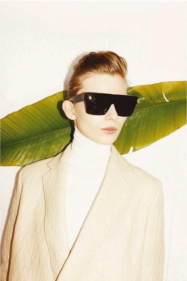 Céline A/W 2011 Campaign.Photography by Juergen Teller