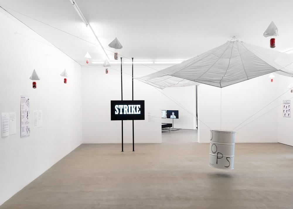 Martha Rosler & Hito Steyerl's